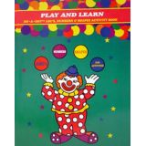 Do-A-Dot® Creative Art & Activity Books Play & Learn ABC Numbers and Shapes