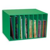 Literature Center Ideal for organizing readers in the classroom. 12D x 10 1/2H x 13/4W