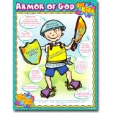 Armor of God For Kids Chrt