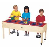 Jonti-Craft 3 Tub Sensory Table