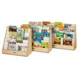 Flushback Pick-a-Book Stand - Extra Wide