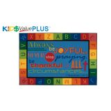Always be Joyful Circletime Rug - 6' x 9'