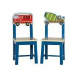 Moving All Around Extra Chairs (Set of 2)