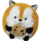 Squishable Minis! 7 Fox Holding a Cookie