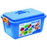 Minimobil  9 cm (3 1/2) Container 36 Units Assorted