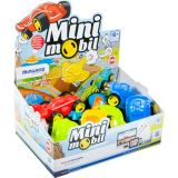 Minimobil Display (4 1/4 cm / 15 pieces) GO Collection