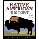 Native American Quiz Cards