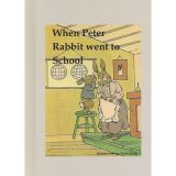When Peter Rabbit went to School