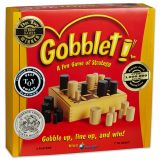 Gobblet! A fun game of strategy