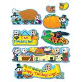 Thanksgiving Mini Bulletin Board Set