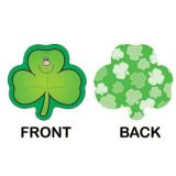 Double Sided Mini Shamrock Cut-Outs