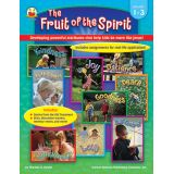 The Fruit of the Spirit Lesson Book: Grades 1-3