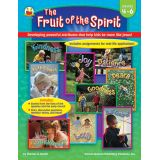 The Fruit of the Spirit Lesson Book: Grades 4-6