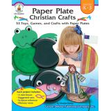 Paper Plate Christian Crafts