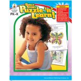 Bible Story Puzzle 'n' Learn: PK-K