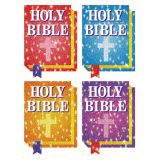 Bible Dazzle Stickers - 120 PK