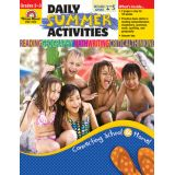 Daily Summer Activities: 2-3