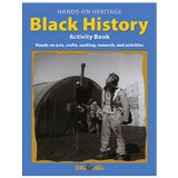 Black History Hands-On-Heritage Activity Book
