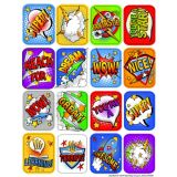 Super Class Stickers - Motion Lenticular