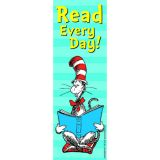 Cat in the Hat Read Every Day Bookmarks