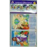 Children's Bible Songs Bulletin Board Set