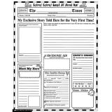 Extra Extra! All About Me Poster Sets