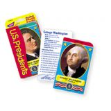 Presidents Two-Sided Pocket Flash Cards