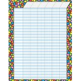 Stained Glass Jumbo Vertical Incentive Chart