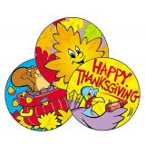 Thanksgiving Stinky Stickers