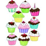 Susan Winget Cupcake Accents
