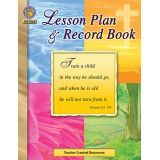 Christian Lesson Plan & Record Book