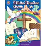 Bible Stories from A to Z: Activity Book