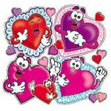Valentine's Hearts Punch-Outs