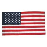10 ft x 15 ft United States Outdoor Flag ~ Nylon With Embroidered Stars