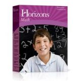 Horizons Kindergarten Math Set
