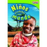 Niños alrededor del mundo (Kids Around the World) (Spanish Version)