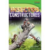 Insectos constructores (Bug Builders) (Spanish Version)