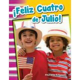 ¡Feliz Cuatro de Julio! (Happy Fourth of July!) (Spanish Version)