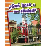 ¿Qué hace a una ciudad? (What Makes a Town?) (Spanish Version)