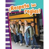 ¡Respeta las reglas! (Respect the Rules!) (Spanish Version)