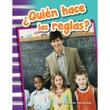 ¿Quién hace las reglas? (Who Makes the Rules?) (Spanish Version)