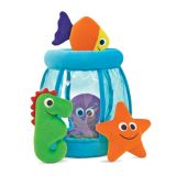 Fishbowl Fill & Spill Soft Toy
