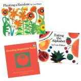 Lap-Sized Board Book Sets, Set III – Food