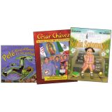 Hispanic Biographies, 3 Book Set