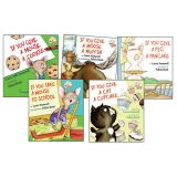 Laura J. Numeroffs If You… Collection: English, 5 Book Set, Hardcover