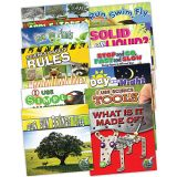 My Science Library: Grades K-1, English, 12 Book Set