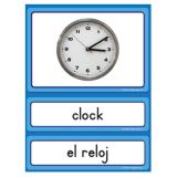 Instructional Accents, Spanish/English Classroom Labels