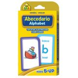 Bilingual Flash Cards: Alphabet