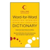 Word-for-Word English-Spanish/Spanish-English Dictionary