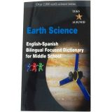 Earth Science Glossary Focused Dictionary for Middle School